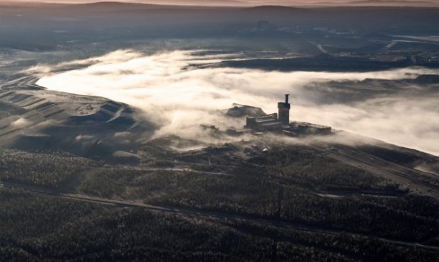 160912_Därför_är_gruvnäring_(för klimatet) BOLIDEN aitik-dimma