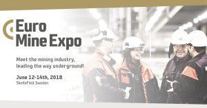 Illustration Euro Mine Expo 2018