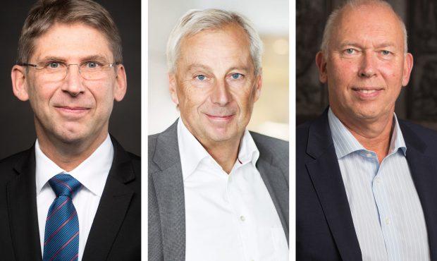 Jan Moström, Lennart Evrell, Per Ahl