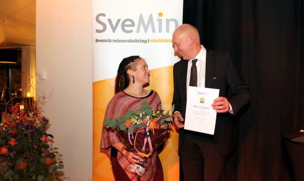 Stipendieutdelning ur Janne Kempes stipendiefond