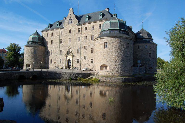 Bild på Örebro slott